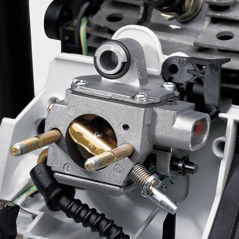 Stihl MS 170 - kompensator